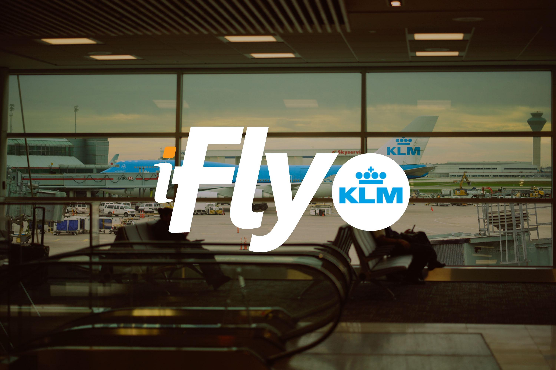 Thumbnail KLM iFly Magazine